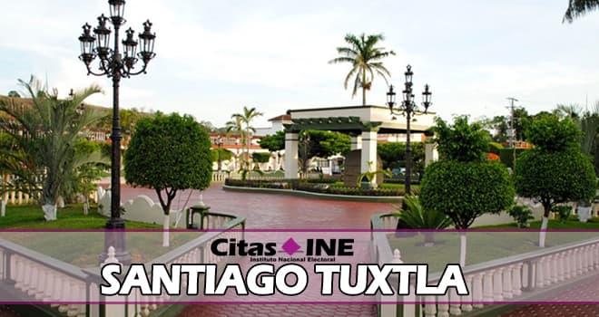 INE Santiago Tuxtla teléfonos y direcciones