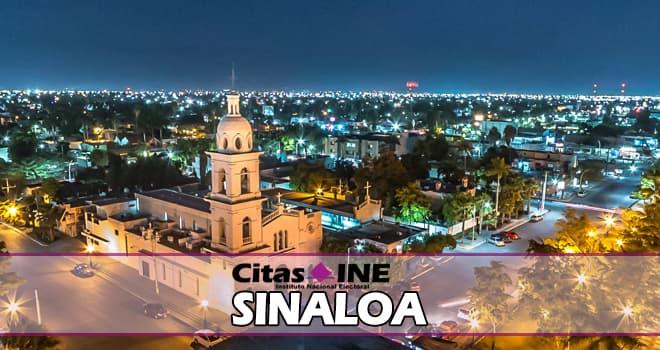 INE Sinaloa teléfonos y direcciones