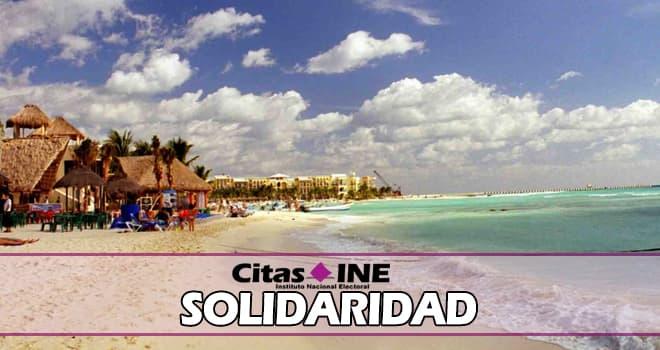 INE Solidaridad teléfonos y direcciones