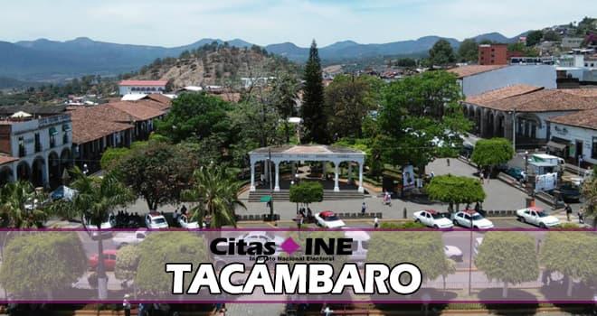 Módulos del INE en Tacámbaro – Direcciones, teléfonos y horarios ✍ 1