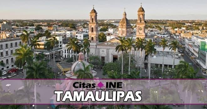 INE Tamaulipas teléfonos y direcciones