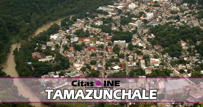 INE Tamazunchale teléfonos y direcciones