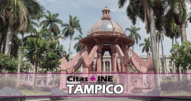 INE Tampico teléfonos y direcciones