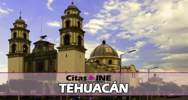INE Tehuacán teléfonos y direcciones