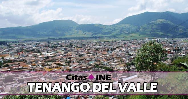 INE Tenango del Valle teléfonos y direcciones