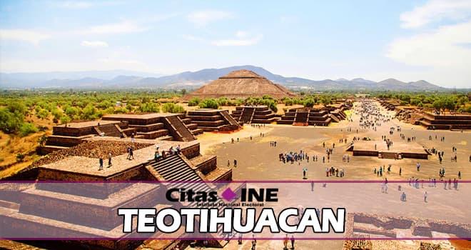 INE Teotihuacan teléfonos y direcciones