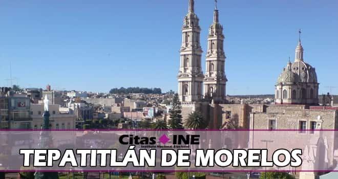 INE Tepatitlán de Morelos teléfonos y direcciones