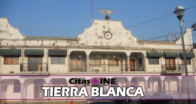 INE Tierra Blanca teléfonos y direcciones