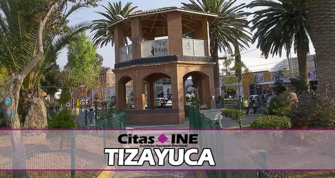 INE Tizayuca teléfonos y direcciones