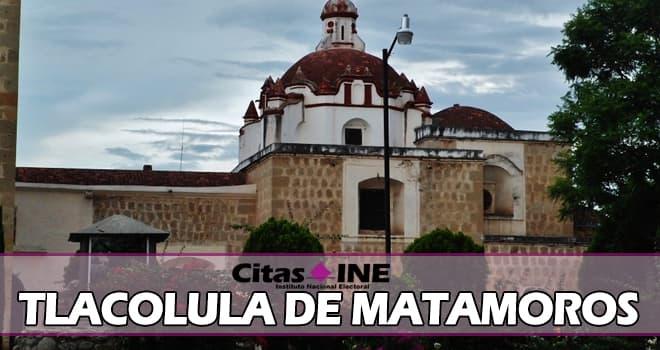 INE Tlacolula de Matamoros teléfonos y direcciones
