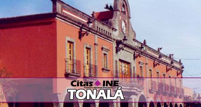 INE Tonalá en jalisco teléfonos y direcciones