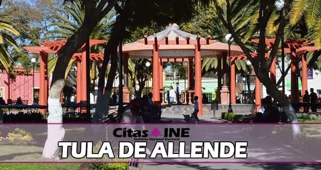 Módulos del INE en Tula de Allende – Direcciones, teléfonos y horarios ✍ 1