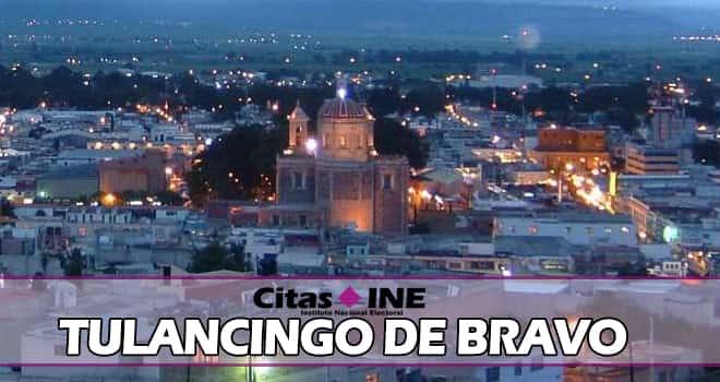 INE Tulancingo de Bravo teléfonos y direcciones