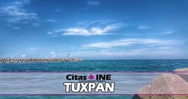 INE Tuxpan teléfonos y direcciones