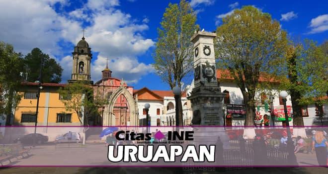 INE Uruapan teléfonos y direcciones