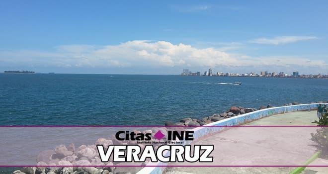 INE Veracruz teléfonos y direcciones