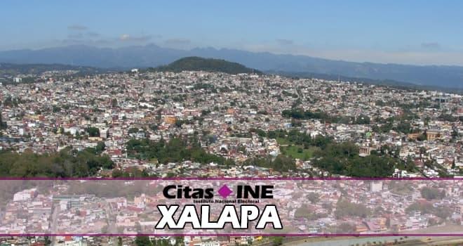 INE Xalapa teléfonos y direcciones