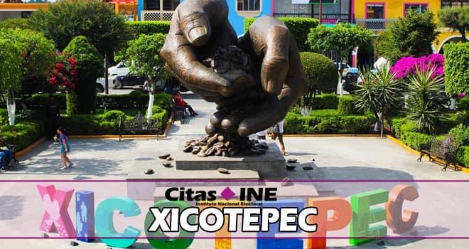 INE Xicotepec teléfonos y direcciones