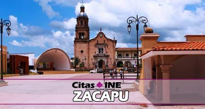 Módulos del INE en Zacapu – Direcciones, teléfonos y horarios ✍ 1