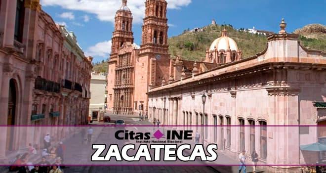 INE Zacatecas teléfonos y direcciones