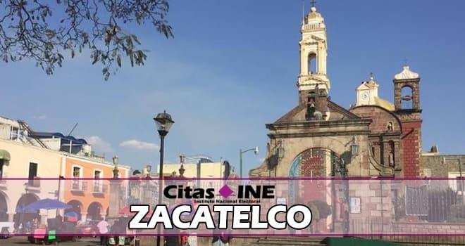 INE Zacatelco teléfonos y direcciones