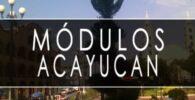 módulo INE Acayucan