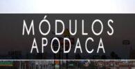 módulo INE Apodaca