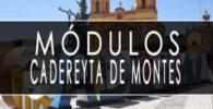 módulo INE Cadereyta de Montes