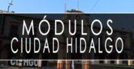 módulo INE Ciudad Hidalgo
