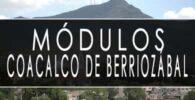 módulo INE Coacalco de Berriozábal