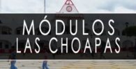 módulo INE Las Choapas