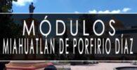 módulo INE Miahuatlán de Porfirio Díaz
