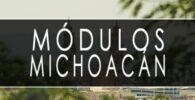 módulo INE Michoacán