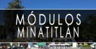 módulo INE Minatitlán