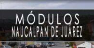módulo INE Naucalpan de Juárez