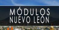 módulo INE Nuevo León