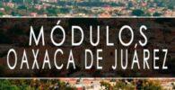 módulo INE Oaxaca de Juárez