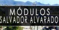 módulo INE Salvador Alvarado
