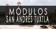 módulo INE San Andrés Tuxtla