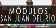 módulo INE San Juan del Río