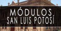 módulo INE San Luis Potosí