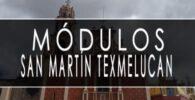 módulo INE San Martín Texmelucan