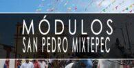 módulo INE San Pedro Mixtepec