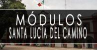 módulo INE Santa Lucía del Camino
