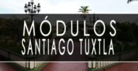 módulo INE Santiago Tuxtla