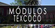 módulo INE Texcoco
