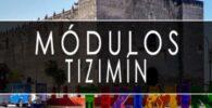 módulo INE Tizimín