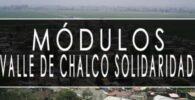 módulo INE Valle de Chalco Solidaridad
